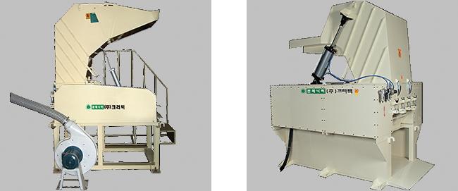 High Speed Granulators-series-CTHC-2020 / CTHC-3030 / CTHC-5050 / CTHC-7070 / CTHC-1100